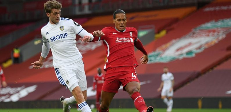 Patrick Bamford feels Leeds have made a statement with Liverpool display