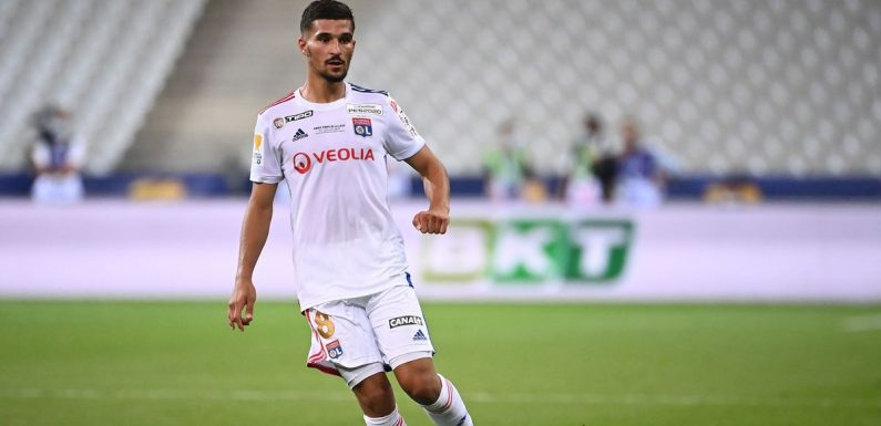 Arsenal target Aouar may have played final game for Lyon amid transfer links