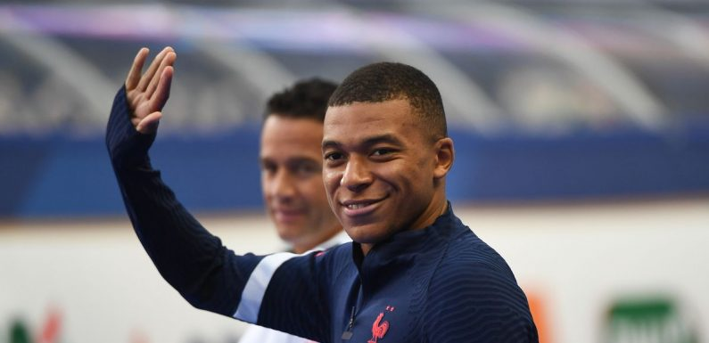 Kylian Mbappe 'tells PSG his next club' as Man City join Liverpool in race