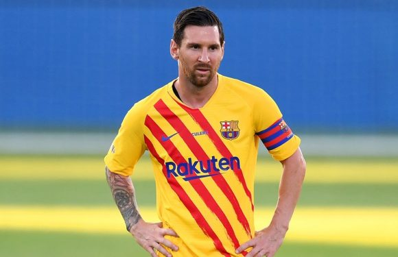 "Lionel Messi's former agent says he was ""tempted"" by Arsenal transfer"