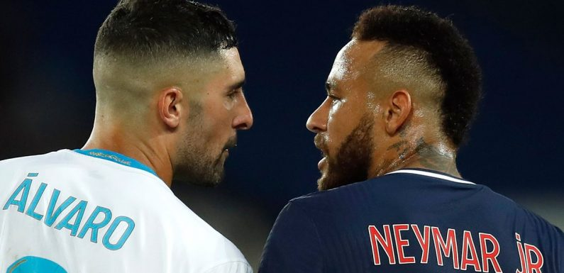 PSG release strong statement after Neymar alleges he was racially abused
