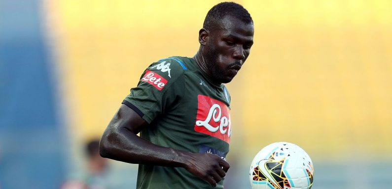 Man Utd told to muscle in on Man City transfer move for Kalidou Koulibaly