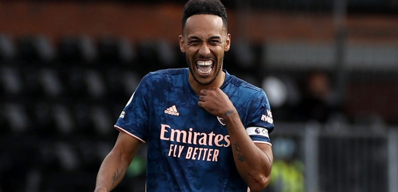 Aubameyang signs new Arsenal deal – and Gunners will keep spending this summer