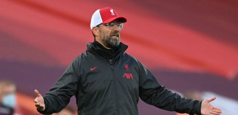 Jurgen Klopp responds to accusations of complacency in Liverpool side