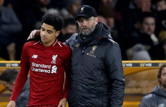 "Liverpool sales begin as ""sensational young player"" Hoever allowed to leave"