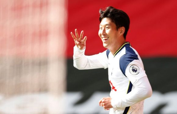 Heung-min Son proves his worth to Spurs with four-goal supershow at Southampton