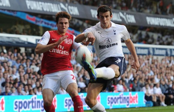 "Gareth Bale sends message to ""enemy"" Arsenal after Tottenham return"