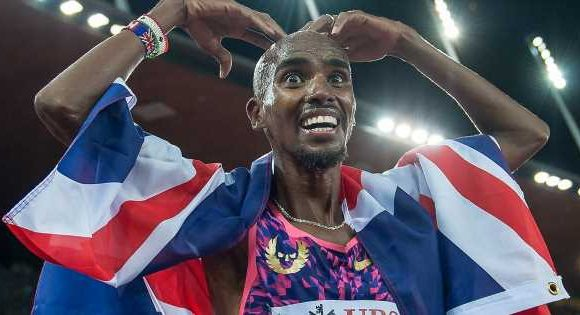 Mo Farah reveals why he is back on track for Tokyo and aiming for a world record