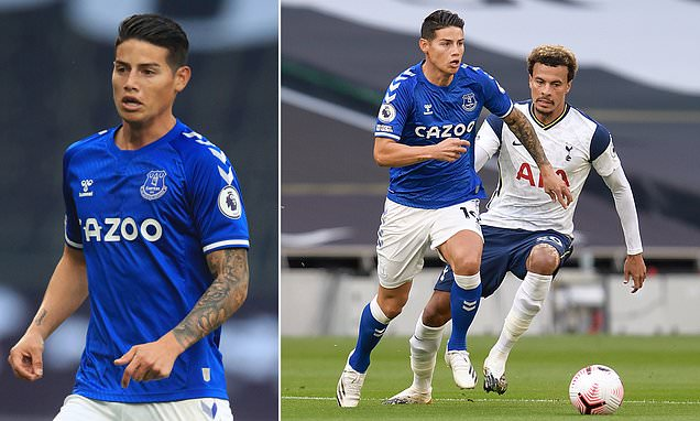 Everton make a leap forward with new signings Rodriguez and Allan