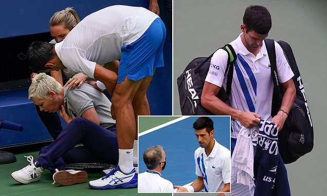 Novak Djokovic admits he may act recklessly AGAIN after US Open exit