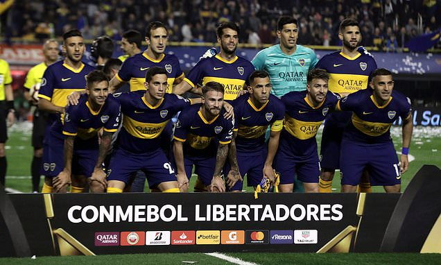 Boca Juniors will field players who tested POSITIVE for coronavirus