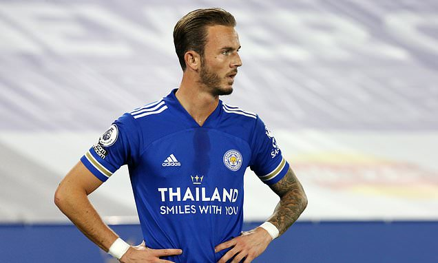 Maddison to make first Leicester start in three months against Arsenal