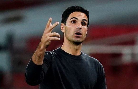 Mikel Arteta hopes his Arsenal can continue their progress