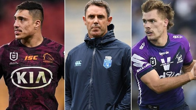 Blues coach Brad Fittler names six bolters for State of Origin Game 1