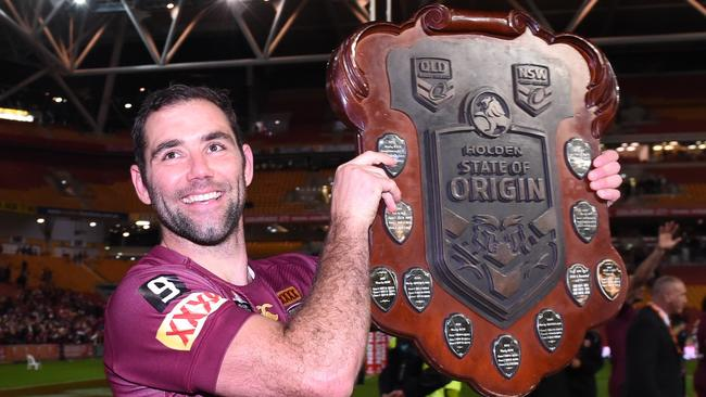 Gorden Tallis backs Cameron Smith to play for Maroons in his 2020 Origin side before retiring
