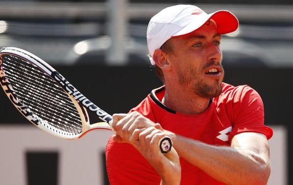 French Open: John Millman up for the challenge on and off the court at Roland Garros