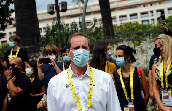 Tour de France: Race director Christian Prudhomme tests positive for coronavirus as all teams cleared to continue