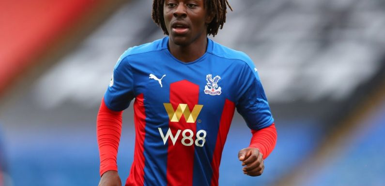 Eberechi Eze likely to feature for Crystal Palace as Roy Hodgson looks to rotate for League Cup clash