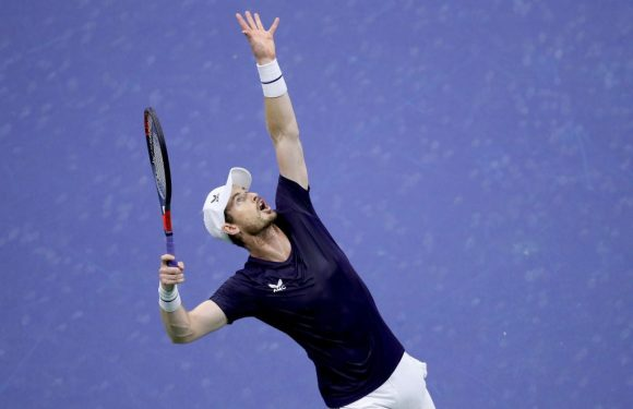 Andy Murray forced to wait for hip injury check after delay in coronavirus test result