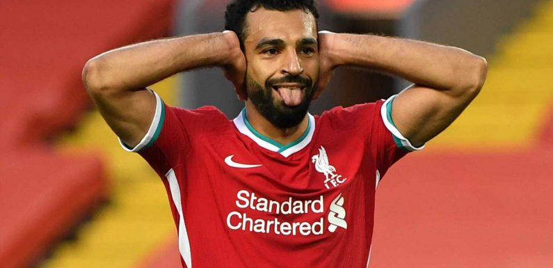 'An absolute killer' – Gary Neville claims Liverpool's Mohamed Salah 'not far' from best player in the world conversation