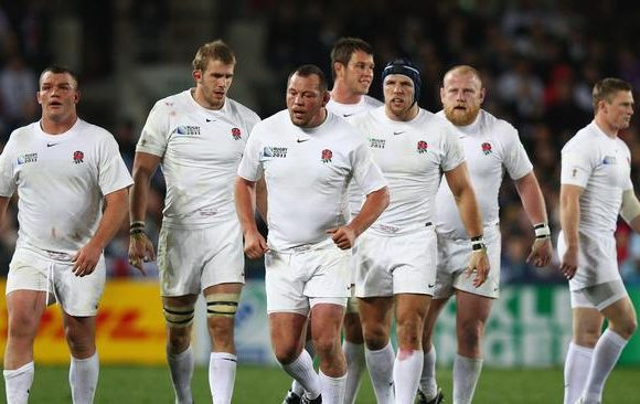 Stunning revelations from England star about Rugby World Cup