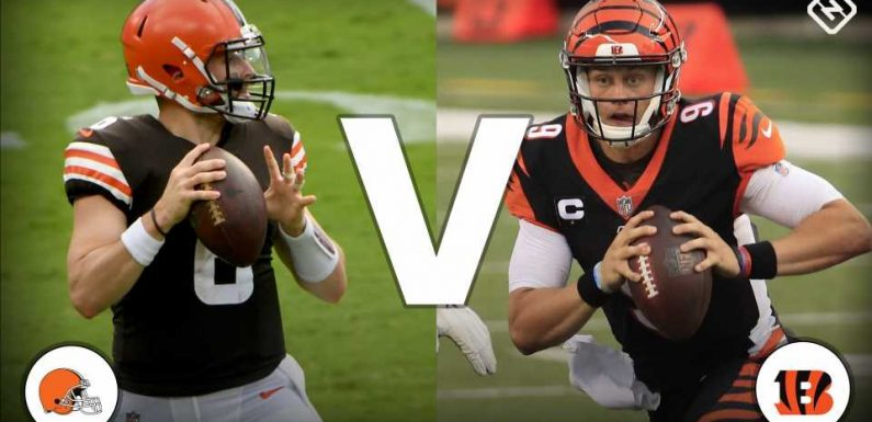 What time is the NFL game tonight? TV schedule, channel for Browns vs. Bengals in Week 2