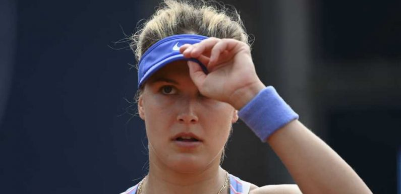 Eugenie Bouchard bouncing back as Canadian closes in on WTA final