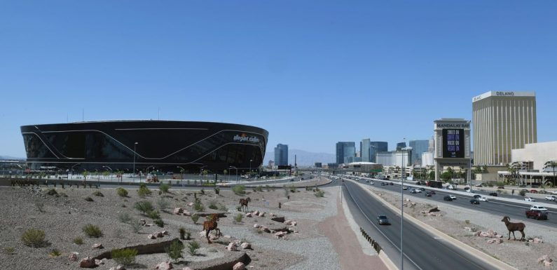 Raiders ecstatic to finally open luxurious 'Death Star' Allegiant Stadium