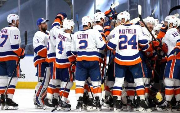 The Islanders' case as the current 'Kings of New York sports'