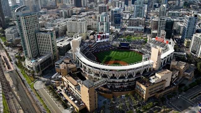 Padres-Mariners series moved to S.D. due to air