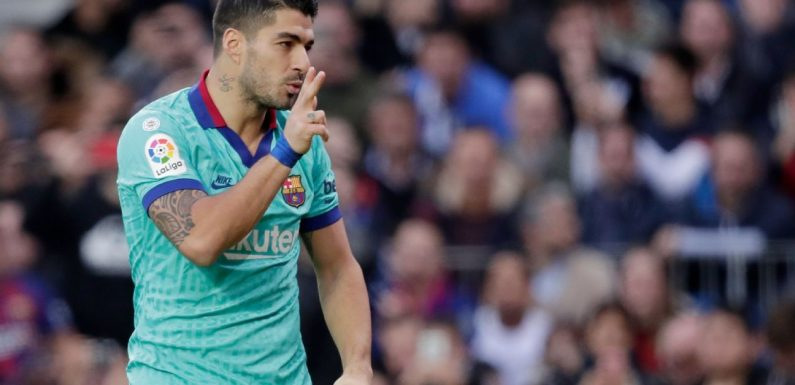 Sources: Suarez move from Barca to Atleti back on