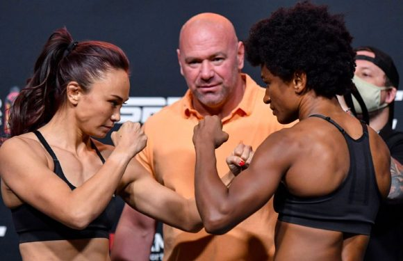 UFC Fight Night Michelle Waterson vs. Angela Hill: Live updates and results