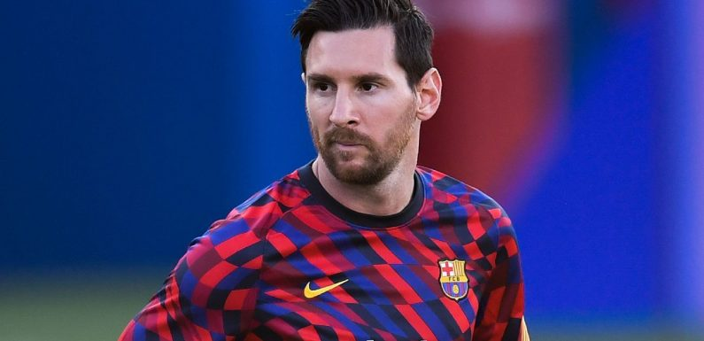 Messi beats Ronaldo to top Forbes rich list