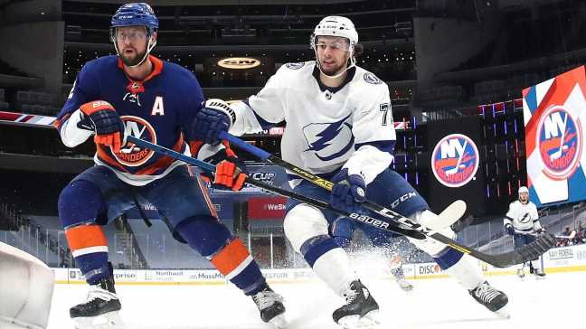NHL Playoffs Today: Islanders hope to avoid elimination in Game 5