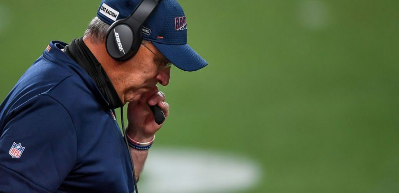 Fangio: Lack of late timeouts 'totally my fault'