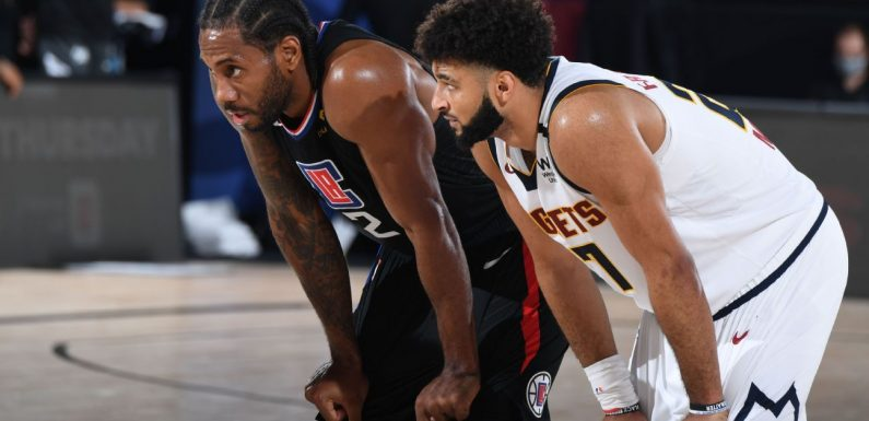 'Ballmer so hot': NBA Twitter shows no mercy to Clippers as Nuggets advance