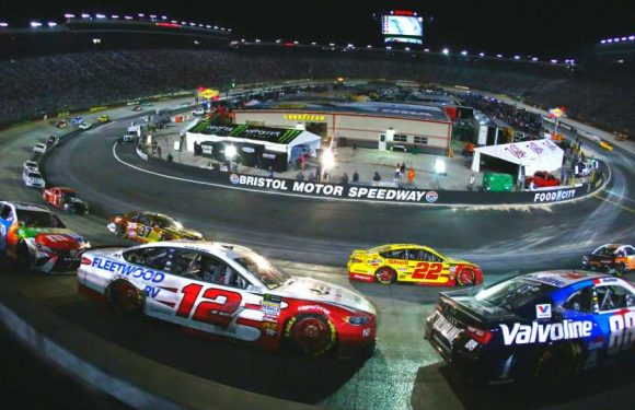 NASCAR lineup at Bristol: Starting order, pole for Saturday night race without qualifying