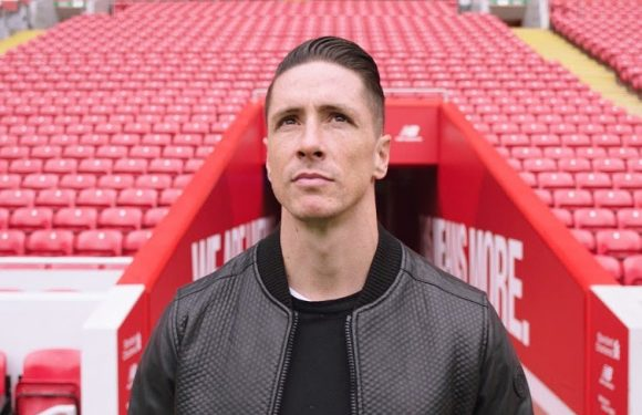 Fernando Torres: 'I felt like I could fly at Liverpool. I was always competing against that version of me'