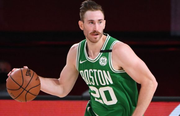 Gordon Hayward says he'll give Celtics whatever he can after returning from injury