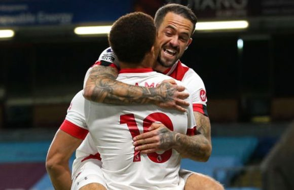 Burnley 0-1 Southampton: Danny Ings' strike secures Saints their first points of the season