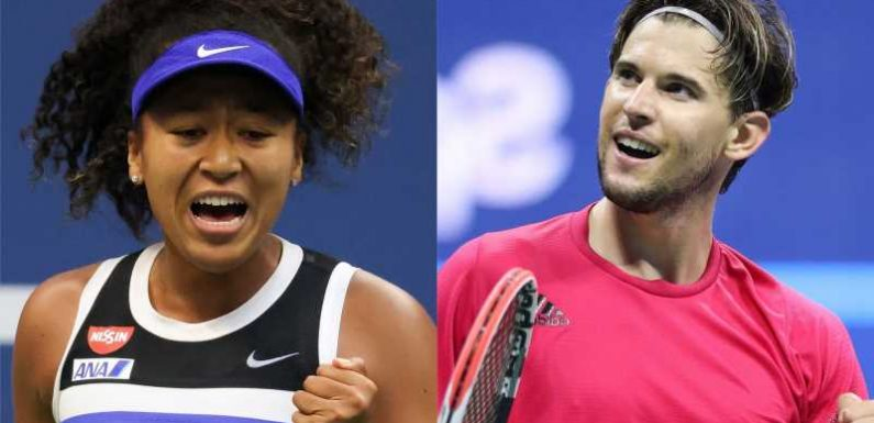US Open: Why Dominic Thiem and Naomi Osaka title triumphs should not be diminished in significance