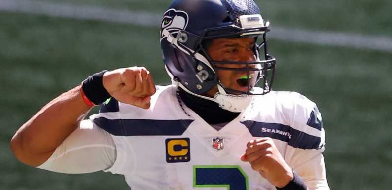 Russell Wilson and Aaron Rodgers throw four TDs in NFL Week One