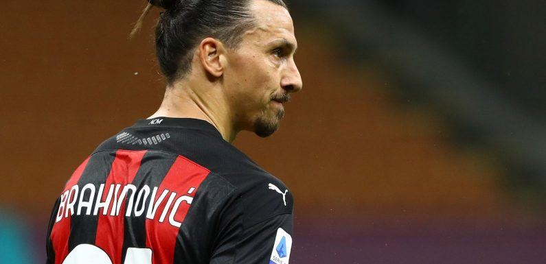 Zlatan Ibrahimovic: Striker calls Sweden team selection row 'a joke'