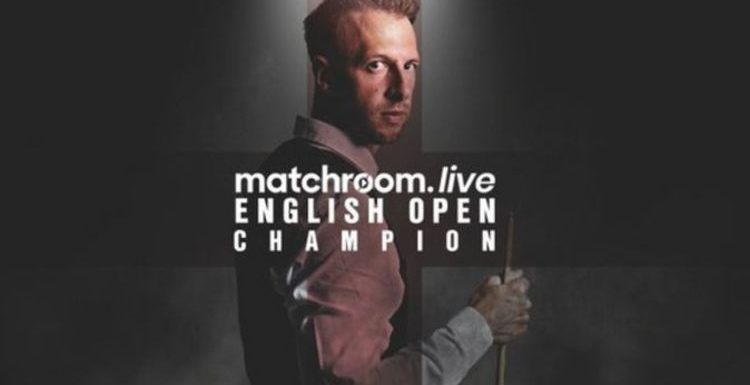 Judd Trump net worth: How much is the English Open champion worth?