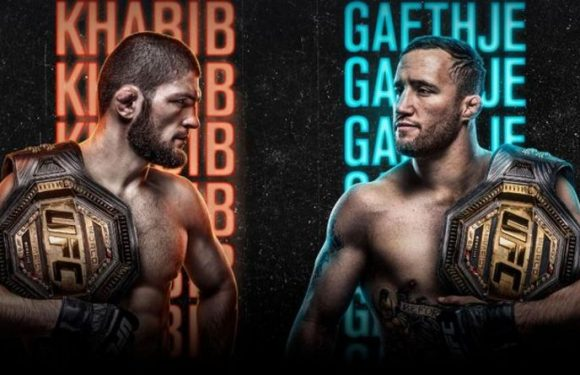 Khabib vs Gaethje live stream: How to watch UFC 254 online and on TV