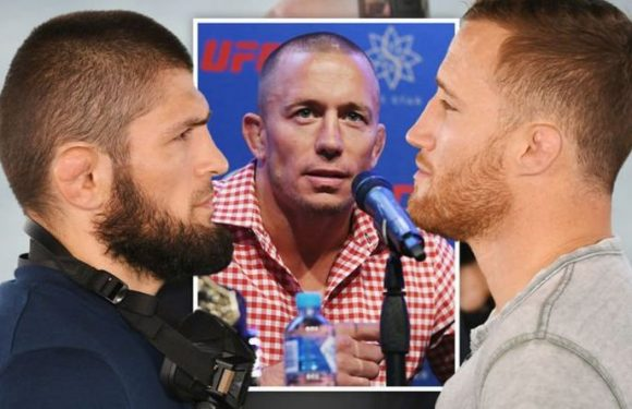 UFC 254: Georges St-Pierre gives prediction for Khabib vs Gaethje as super-fight looms