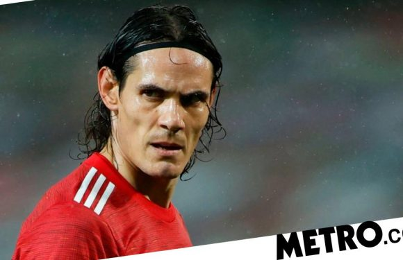 Ole Gunnar Solskjaer rates Edinson Cavani's debut for Man Utd against Chelsea
