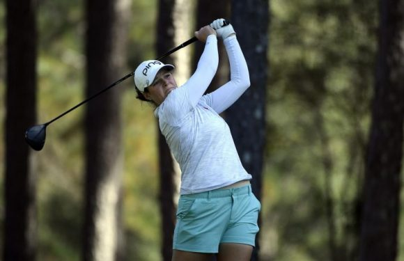 Golf: Drive On leader Ally McDonald chases first LPGA Tour win on birthday