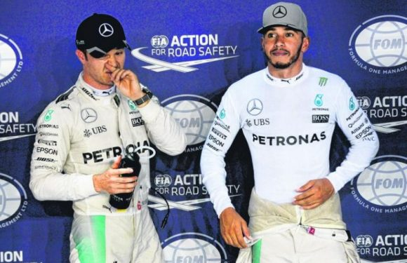 Motor racing: Rosberg's 2016 upset was 'turning point' for Hamilton's rise to the top, says ex-Mercedes boss Lowe