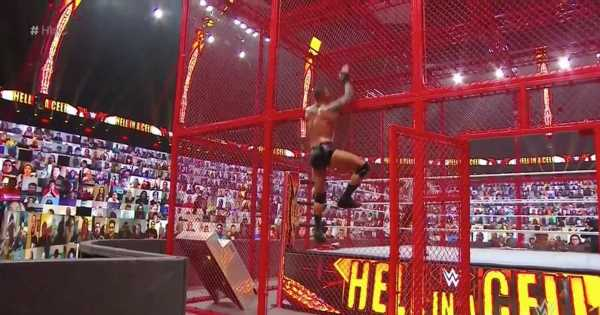 WWE Hell in a Cell 2020 results as two titles change hands